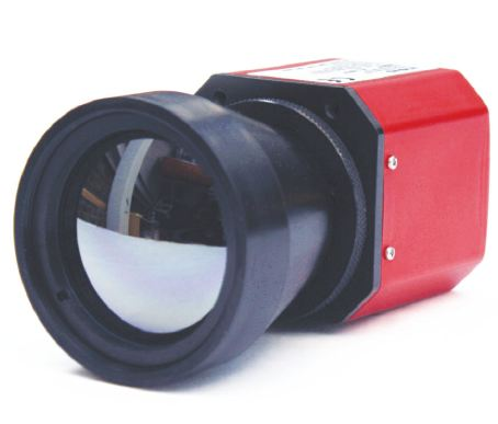 IRI5300 themal imaging camera for night vision and security surveillance applications