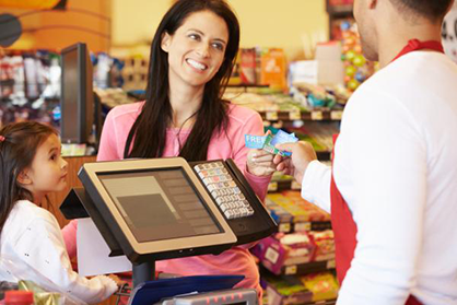 queue management supermarket customer