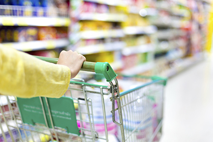 queue management supermarket tesco