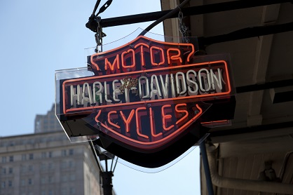 Harley Davidson people counting case study
