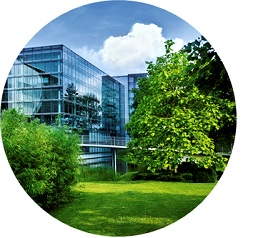 smart buildings reduce carbon footprint