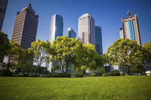 smart buildings reduce carbon footprint