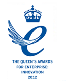 queens award enterprise innovation 2012