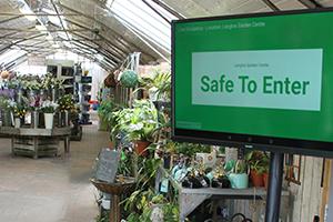 Case Study - Langton Garden Centre