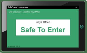 Dashboard - Customer - Green - Transparent