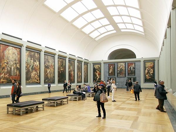 Musuem art gallery
