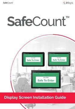 SafeCount - Display Screen - Installation Guide