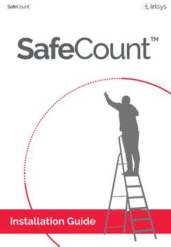SafeCount - Installation Guide