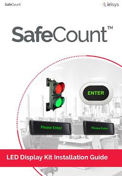 SafeCount - LED Display Kit - Installation Guide