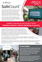 SafeCount - Langton Garden Centre Case Study