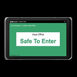 SafeCount Display - IWC6254