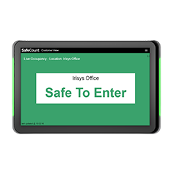 SafeCount Display - IWC6255