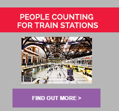 people counting for train stations